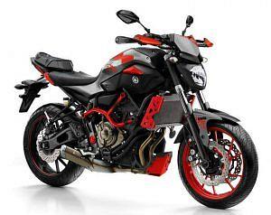 Yamaha MT-07 Moto Cage (2015)