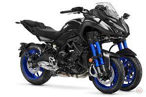 Yamaha Niken (2018-19)