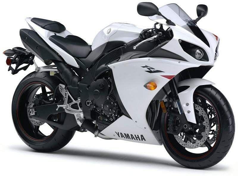 Yamaha YZF (2010)