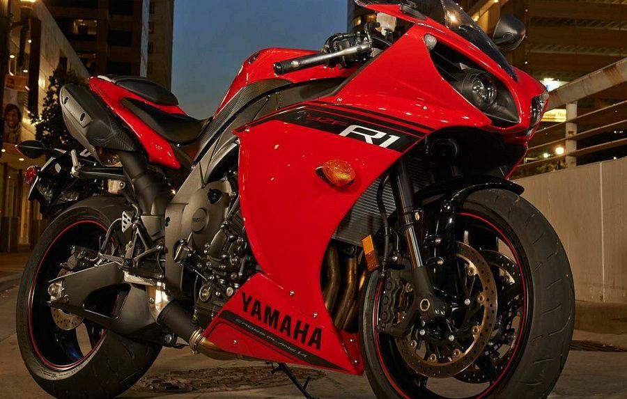 Yamaha YZF (2014)