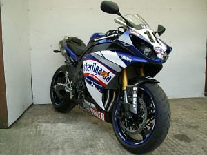 Yamaha R1Ben Spies Replica (2009)