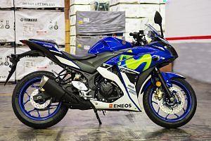 Yamaha YZF-R3 Moto GP Replica (2016)