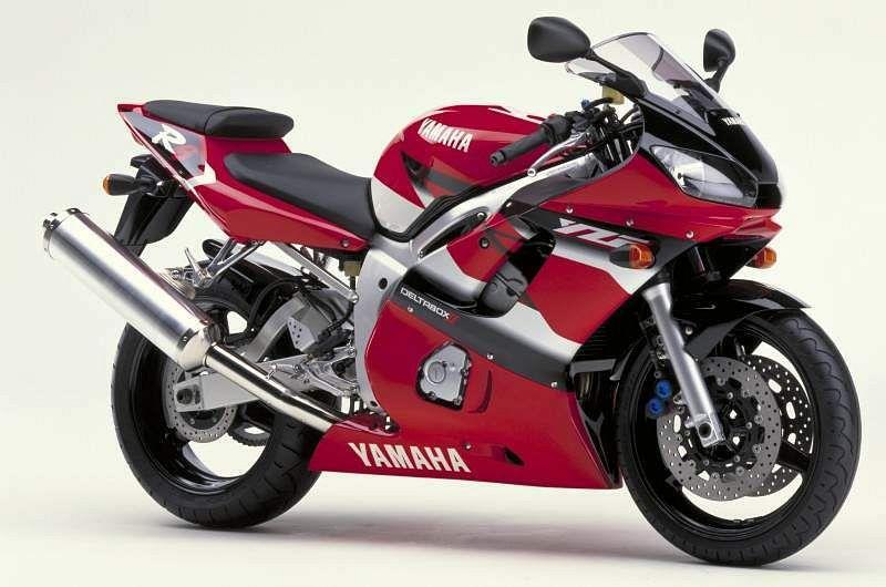 Yamaha YZF R6 (2001)