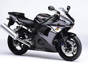 Yamaha YZF600 R6 (2004)