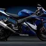 Yamaha YZF600 R6 (2005)