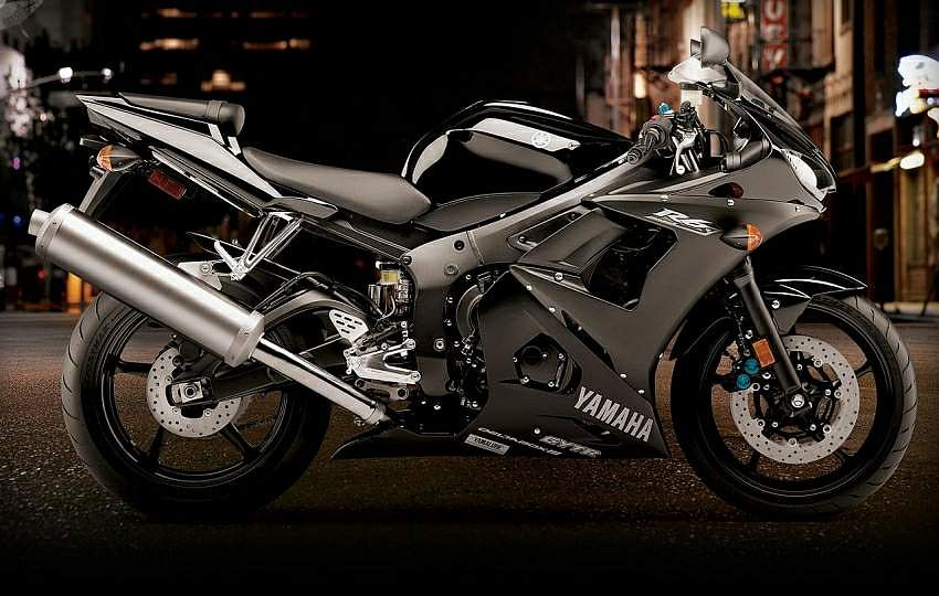 Yamaha YZF 1000 R6S (2008-09)
