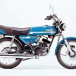 Yamaha RD125 (1976)