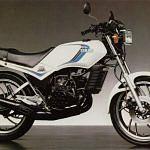 Yamaha RD125LC (1981-82)