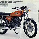Yamaha RD200 (1974-75)