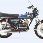 Yamaha RD250 (1974)
