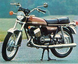 Yamaha RD250 (1972)
