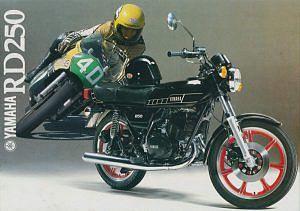 Yamaha RD250 (1979)