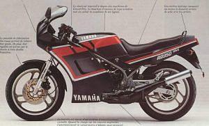 Yamaha RD350F (1986)