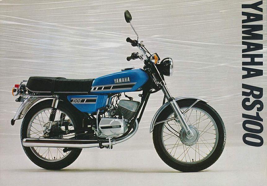 Yamaha RS 100 (1976-77)