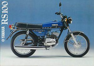 Yamaha RS 100 (1978-79)
