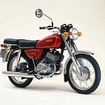 Yamaha RS 200 (1979-81)