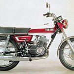 Yamaha RX350 Sport (1970-72)