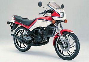 Yamaha RD 125LC (1983-84)