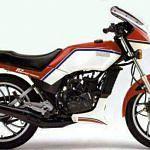 Yamaha RD 125LC (1986-87)