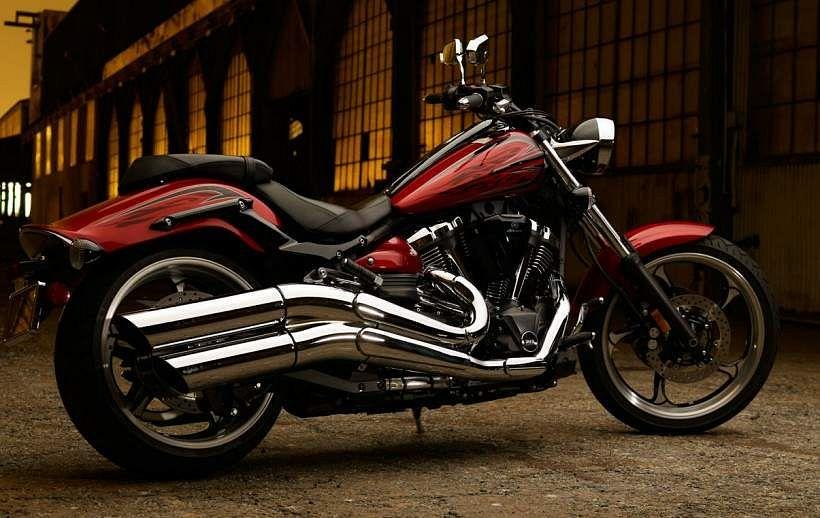 Yamaha Star Raider (2010-11)