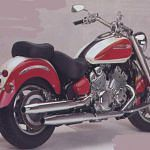 Yamaha XVZ1300A Royal Star Venture (1995-98)