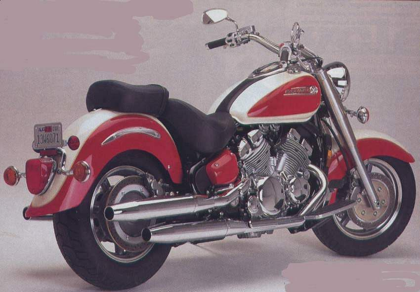 Yamaha XVZ1300A Royal Star Venture (1995-98)