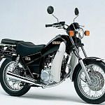 Yamaha SR125 (1992-03)