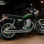 Yamaha SR400 (2008)