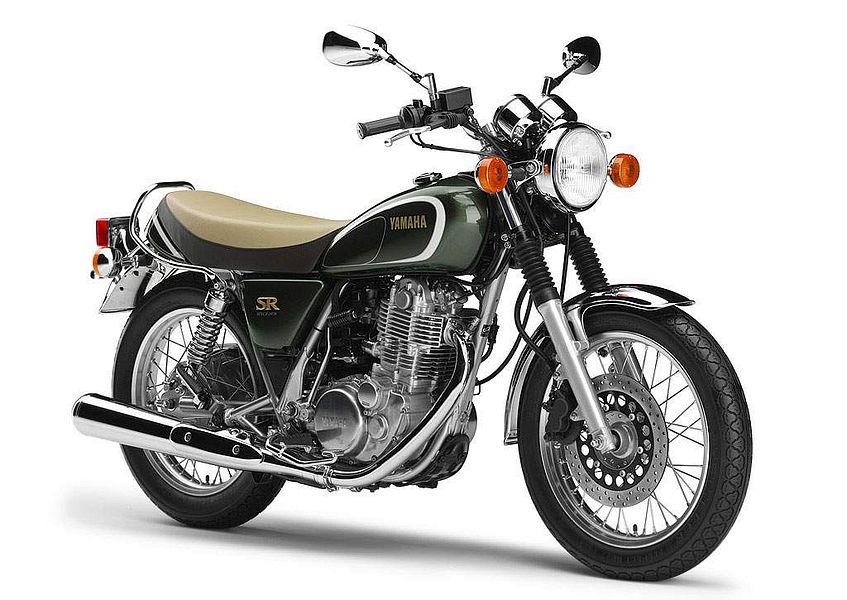 Yamaha SR400 (2013)