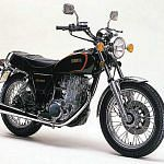 Yamaha SR400 (1981-82)