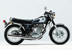 Yamaha SR400SP (1988-92)
