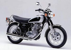 Yamaha SR400SP (1993-97)