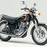Yamaha SR400SP (1998-03)