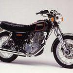 Yamaha SR 500T (1984-87)