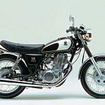 Yamaha SR 500T (1988-92)