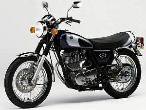 Yamaha SR400 (2004-08)