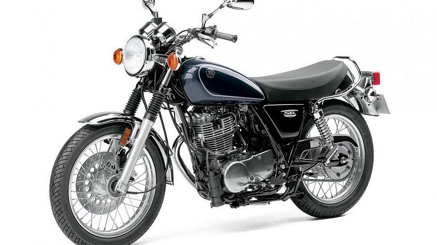 Yamaha SR400 (2014-15)