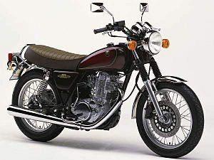 Yamaha SR400 (2004)