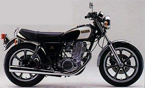 Yamaha SR400SP (1983)