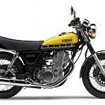 Yamaha SR400 (2016-17)