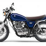 Yamaha SR400 (2018)