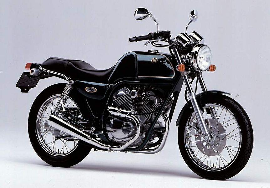 Yamaha SRV250S (1993-94)