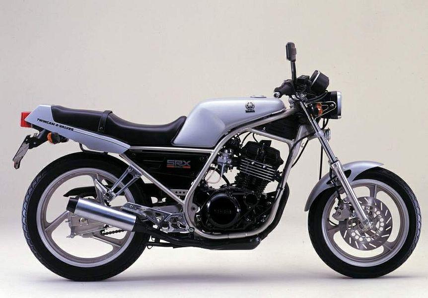 Yamaha SRX250 (1984-86)