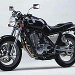 Yamaha SRX600 (1987-88)