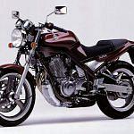 Yamaha SRX600 (1989-97)