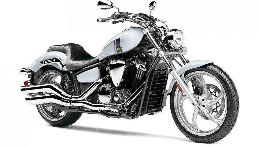 Yamaha Stryker (2013-14)