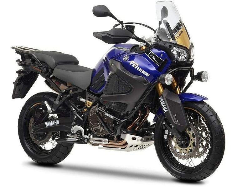 Yamaha World Crosser concept (2013)