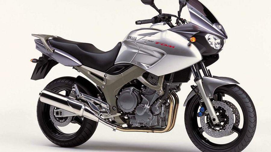 Yamaha TDM900 (2002-03)