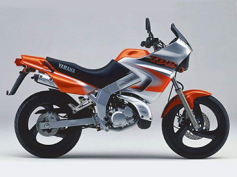 Yamaha TDR 125R (1996-98)