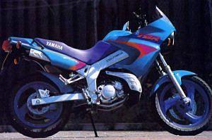 Yamaha TDR125R (1989-92)